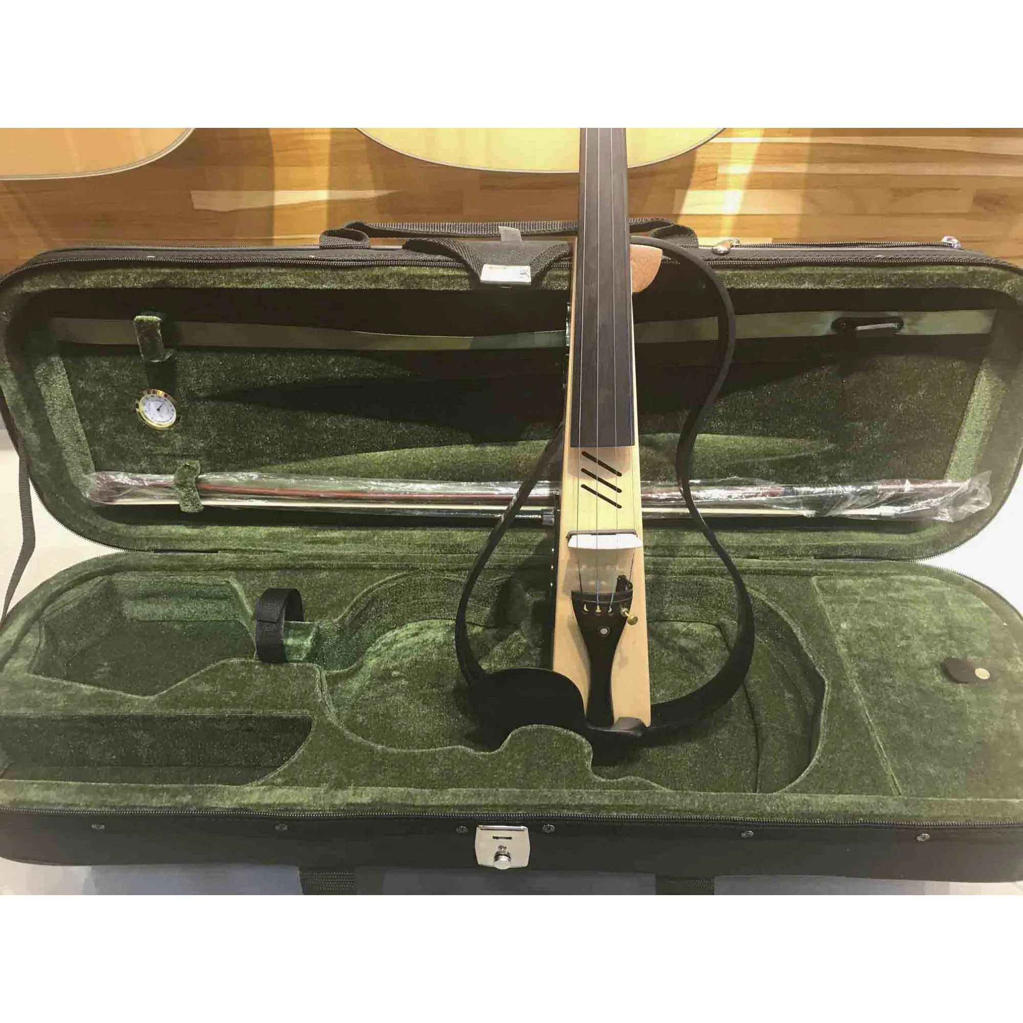 Violino 4/4 Marquês VIN-126 Vazado Ativo Natural com Bag