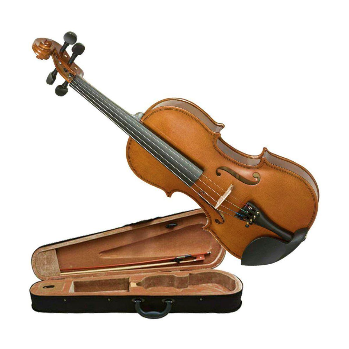 Violino Dominante 3/4 Estudante Completo com Estojo