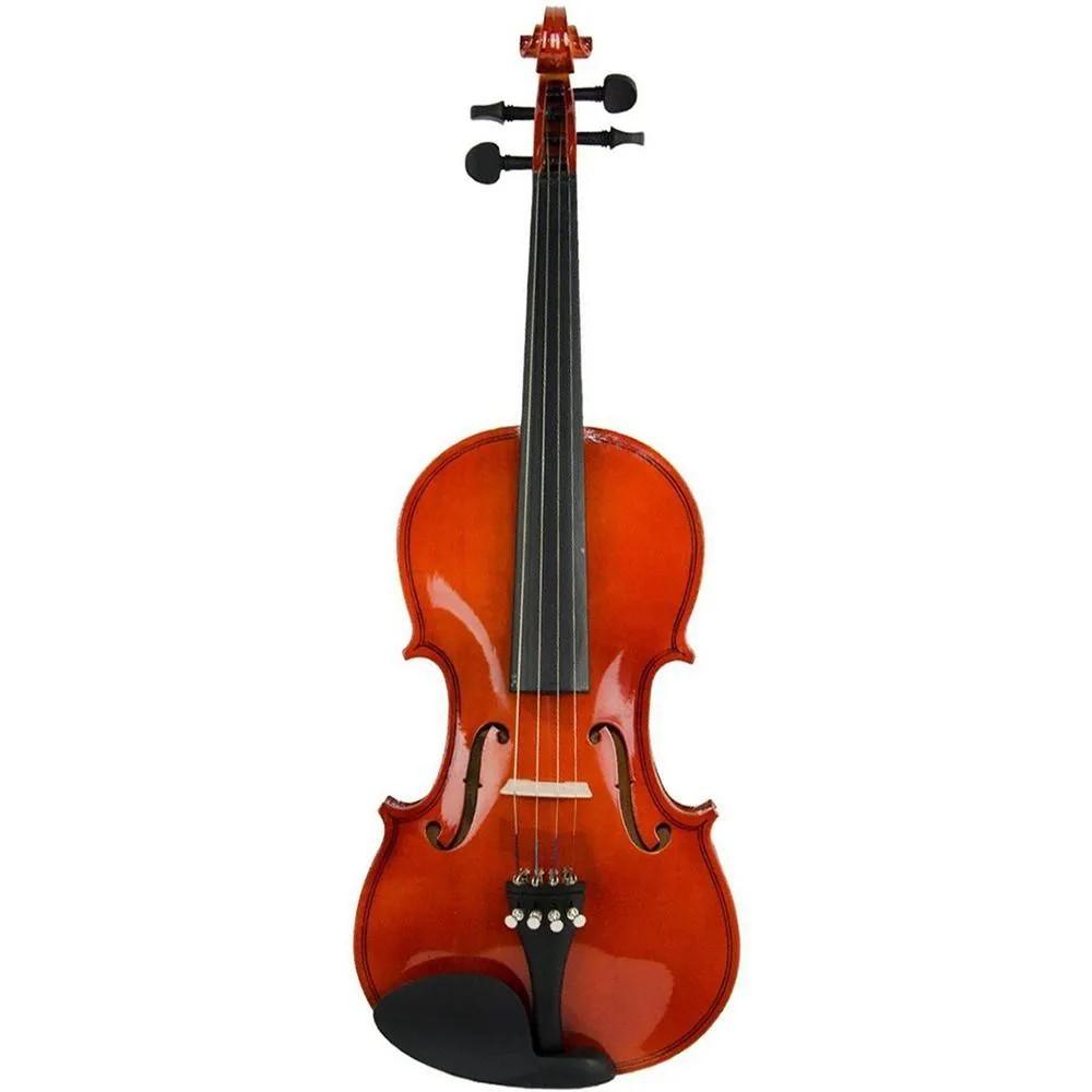 Violino Iniciante Vignoli Vig 144 4/4 Natural com Case