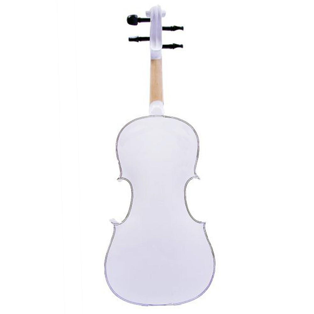 Violino Jahnke JVI001 4/4 Branco com Case