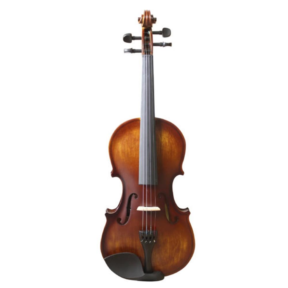 Violino Jahnke JVI001 4/4 Envelhecido Fosco com Case