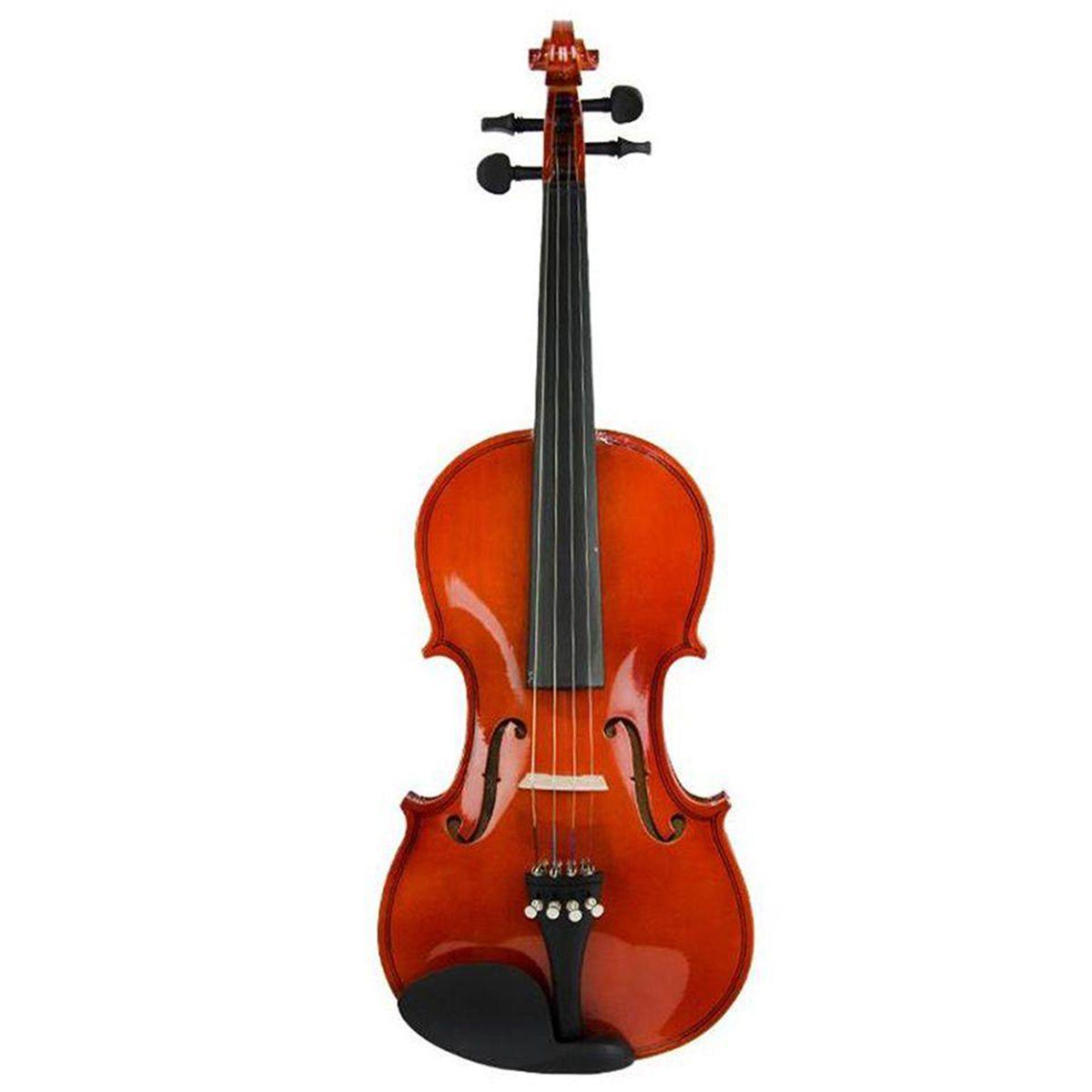 Violino Profissional Vignoli Vig 344 4/4 Natural com Case