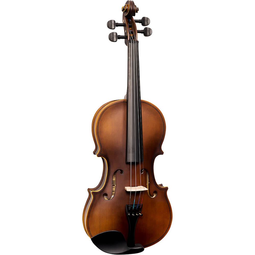 Violino Vogga 1/2 VON112N Natural com Case