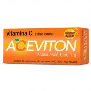 Aceviton 1g 10 Comprimidos Efervescentes