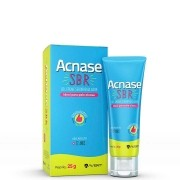 Acnase SBR Gel Creme Facial Ideal para Pele Oleosa 25g