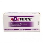 Adeforte 60 Comprimidos