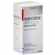 Albocresil 360mg 12ml Takeda