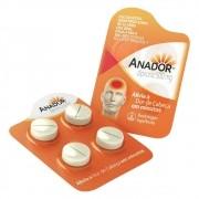 Anador 500mg 4 Comprimidos