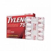 Analgésico Tylenol 750mg 10 Comprimidos