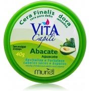 Cera Finalizadora Muriel 40g Abacate