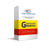Cloridrato de Metformina 500mg 30 Comprimidos Merck