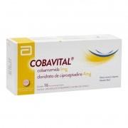 Cobavital 16 Comprimidos