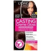 Coloração Permanente Creme Gloss Nº 300 Castanho Escuro