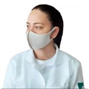 Mascara Para Proteção Cor Branco Telha Tamanho M Com 1 unidade