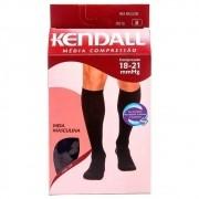 Meia 3/4 Kendall Masculina Média Compressão 1812 Pt