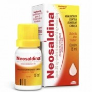 Neosaldina Takeda Solução 15ml