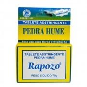 Pedra Hume Tablete Rapozo