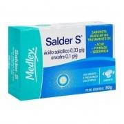 Sabonete Salder S Salders 80g
