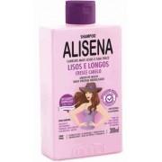 Shampoo Alisena Lisos e Longos 300ml