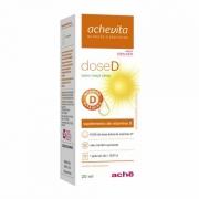 Vitamina D - Dose D 200UI Aché Maçã Verde 20ml
