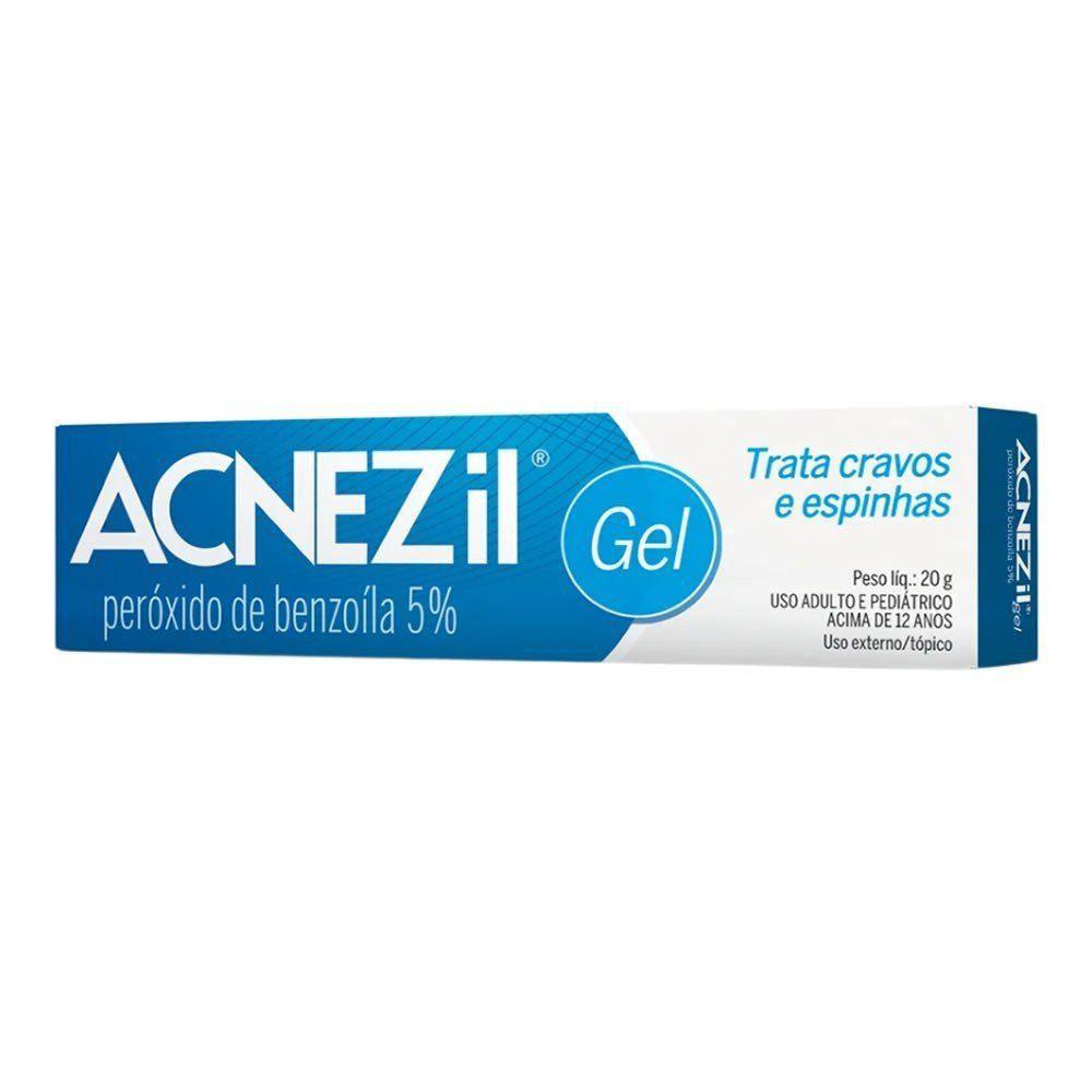 Acnezil Gel 5% Cimed 20g