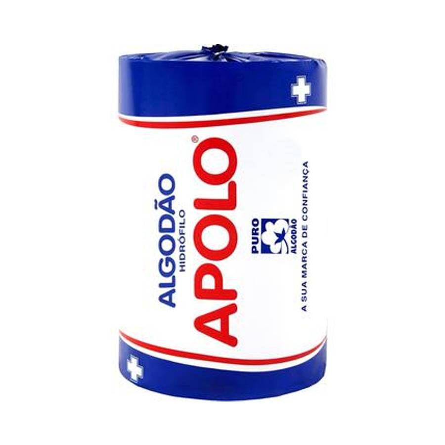 Algodao Apolo Rolo 500g