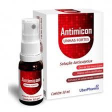 Antimicon Solução Spray Antimoníticos Para unhas 30ml