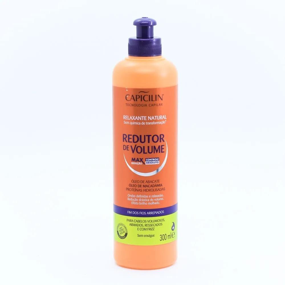 Capicilin Redutor De Volume Relaxante Natural 300ml