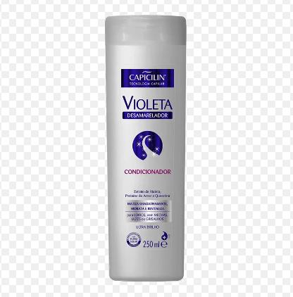 Capicilin Violeta Desamarelador Condicionador 250ml