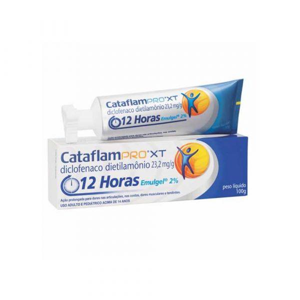 Cataflam Pro Xt Emulgel 100g