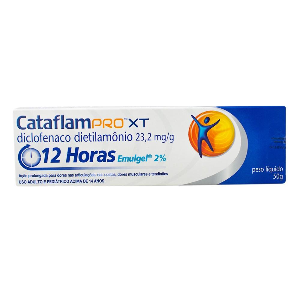 Cataflam Pro XT Emulgel 50g