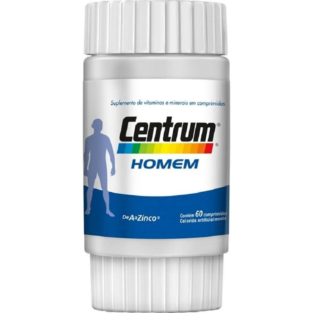 Centrum Homem 60 Comprimidos