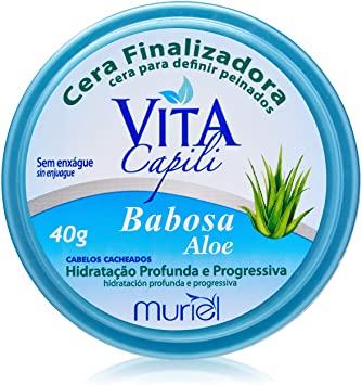 Cera Finalizadora Muriel Babosa 40g