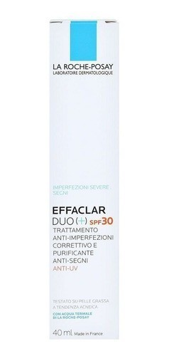 Creme Antiacne Effaclar Duo + FPS30 40g