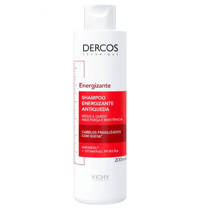 Dercos Shampoo Antiqueda Energizante 200 ml