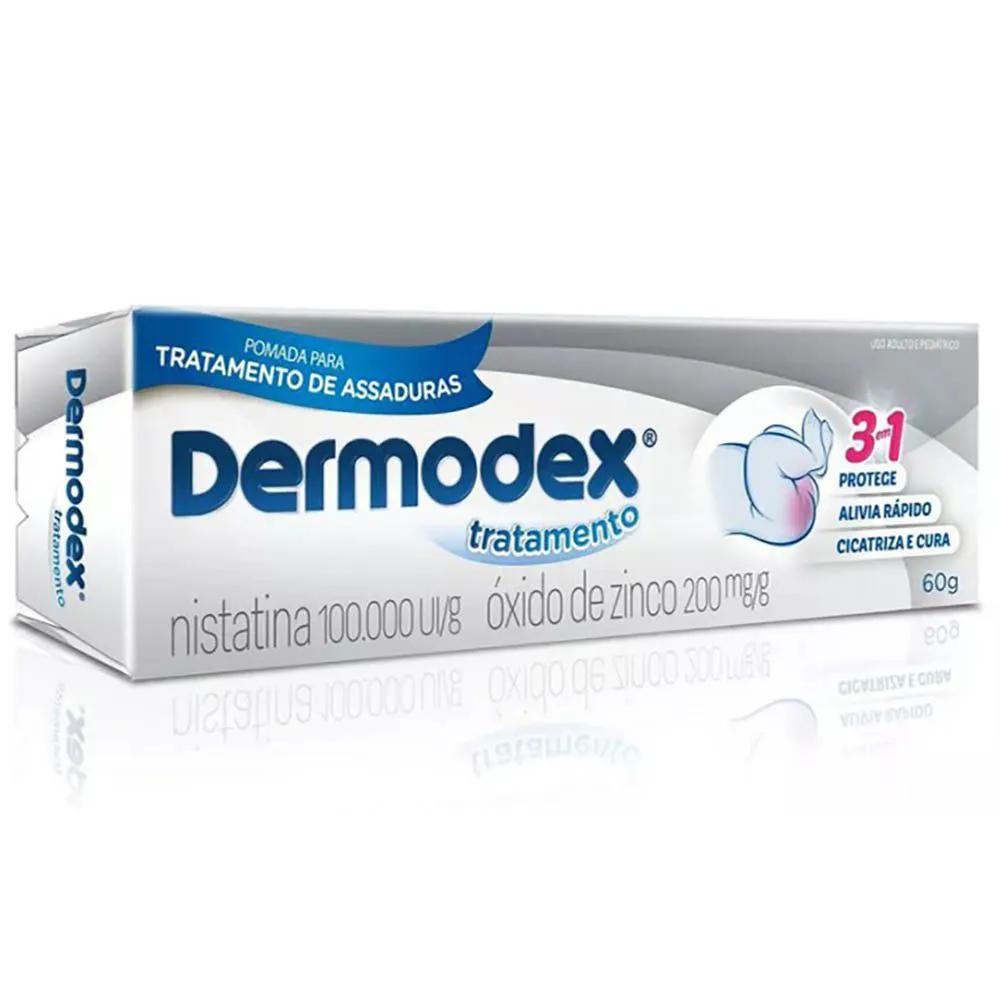 Dermodex Tratamento Pomada 60g
