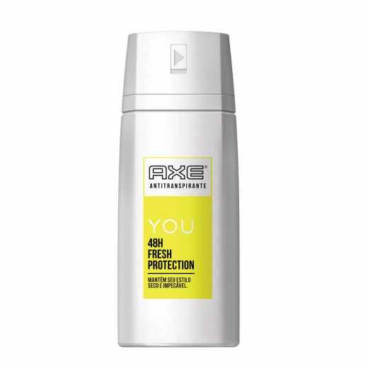 Desodorante Aerosol Axe Antitranspirante You 152ml