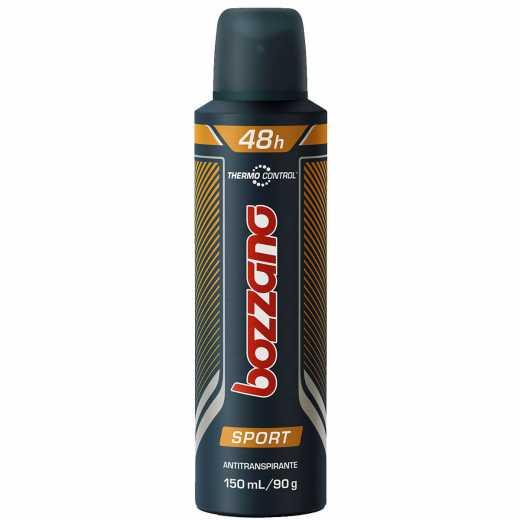 Desodorante Aerosol Bozzano Sport 90g