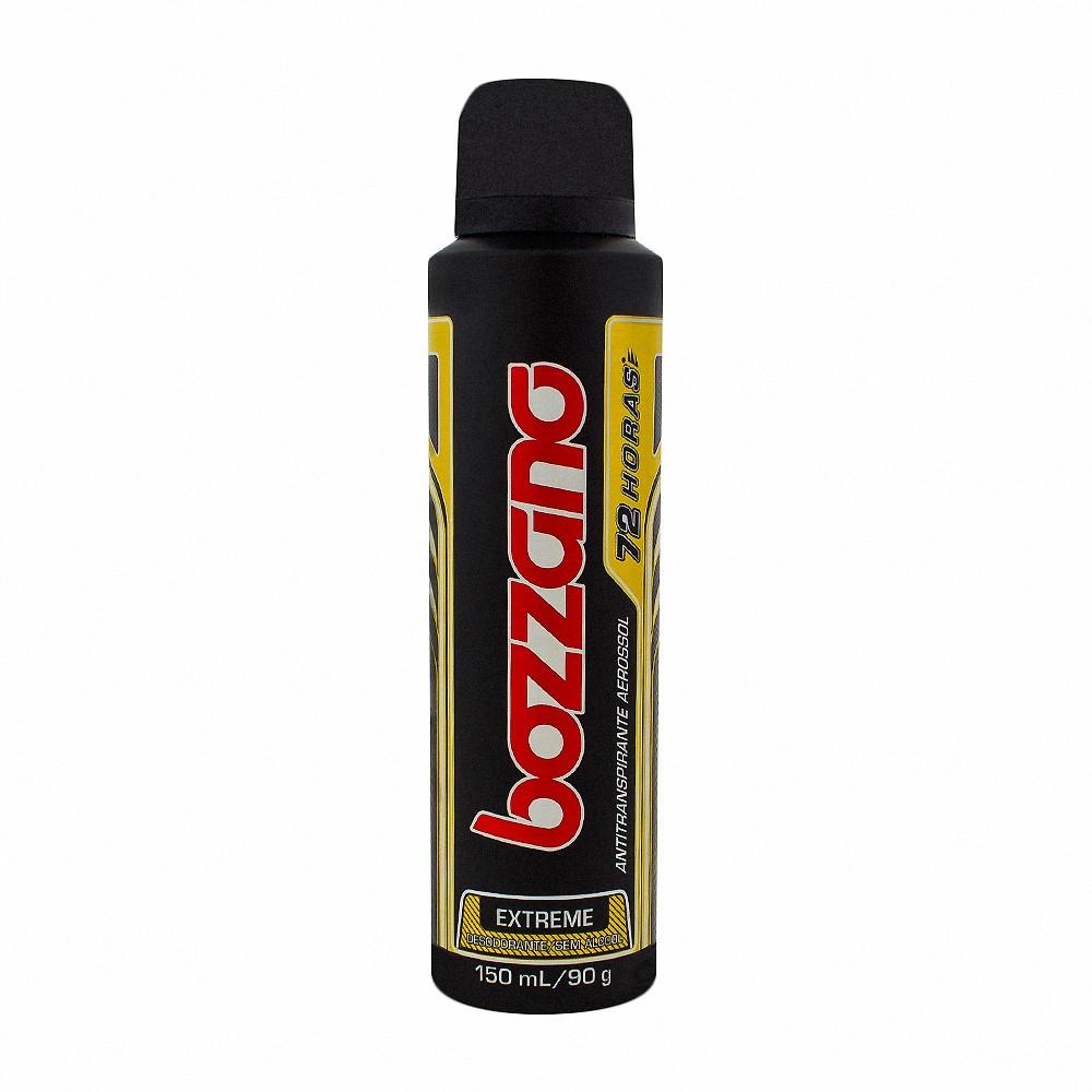 Desodorante Aerossol Bozzano Extreme 90 g