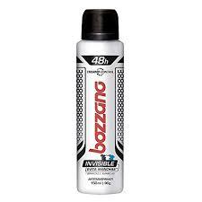 Desodorante Aerossol Bozzano Invisible Thermo Control 90g
