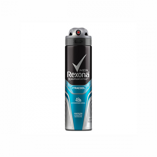 Desodorante Antitranspirante Aerosol Rexona Men Xtra Cool 90g