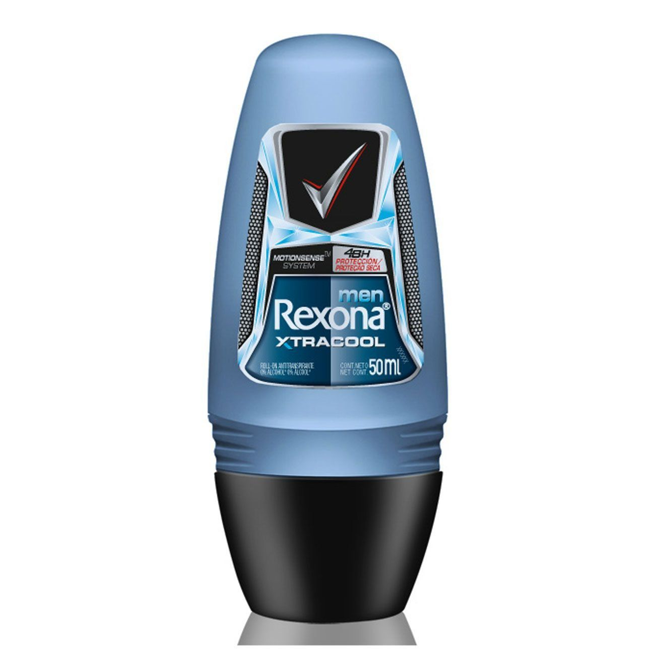 Desodorante Antitranspirante Rexona Men Xtracool Roll-on