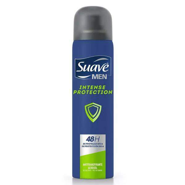 Desodorante Antitranspirante Suave Men Intense Protection 150ml