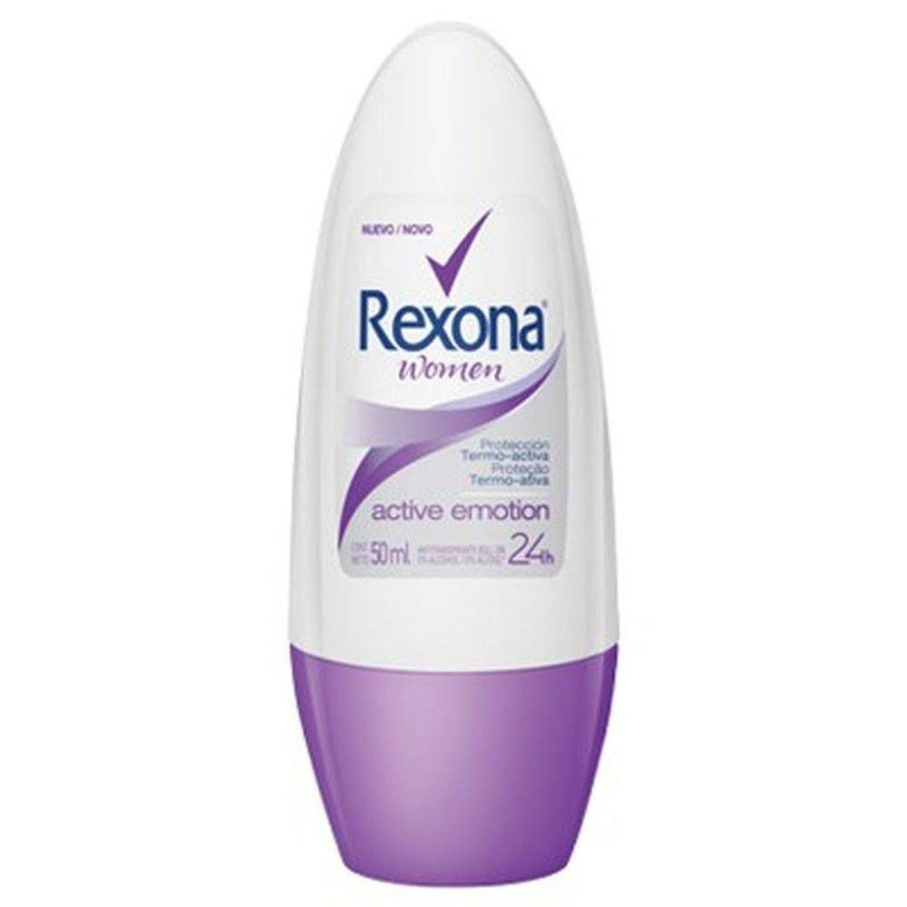 Desodorante Rexona Roll-On Antibacterial Protection 50ml