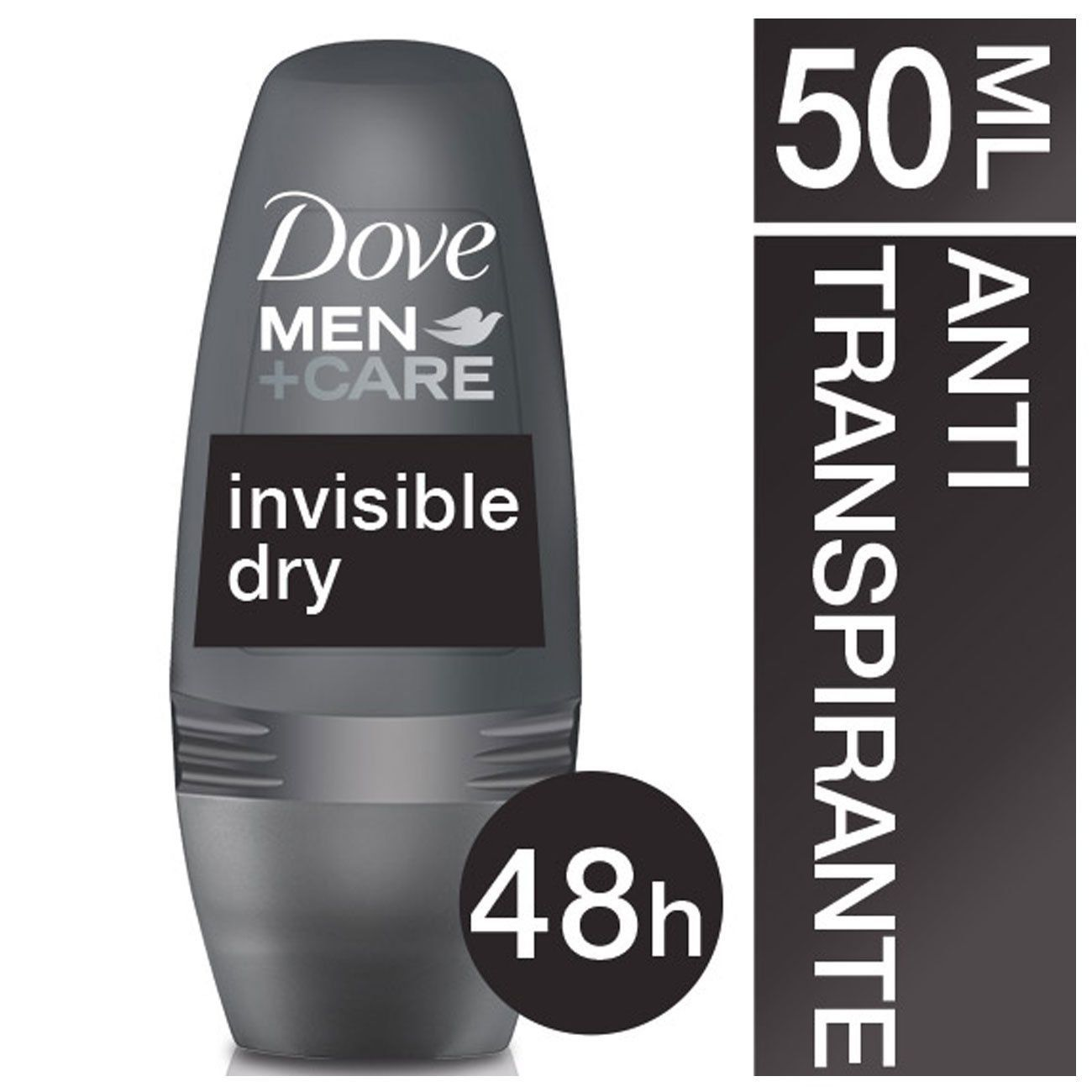 Desodorante Roll On Dove Men + Care Invisible 50ml