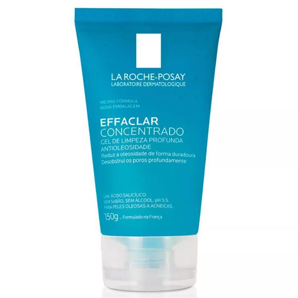 EFFACLAR GEL CONCENTRADO LIMPEZA PROFUNDA 150G