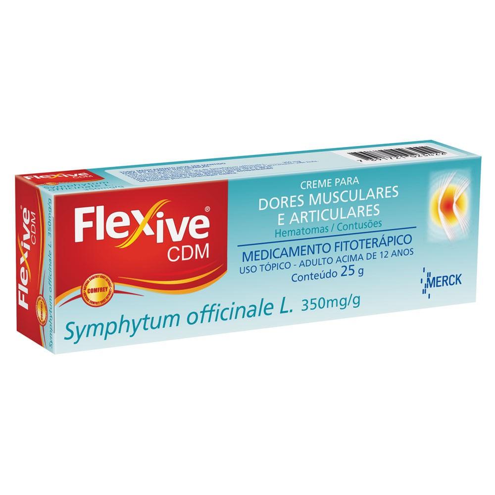 Flexive 350mg/g Creme 25g Merck