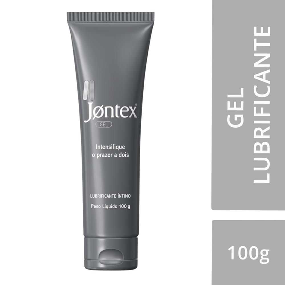 Gel Lubrificante Jontex Neutro 100g