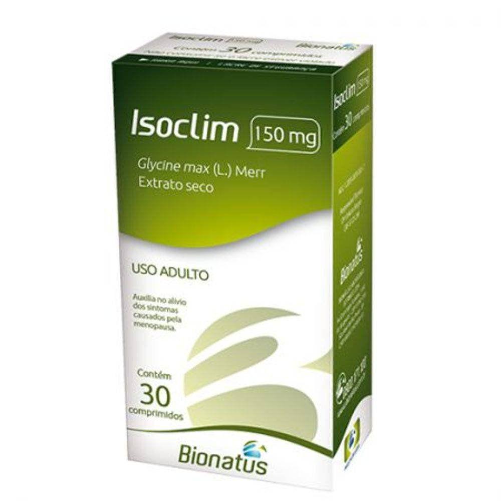 Isoclim Bionatus 30 Comprimidos
