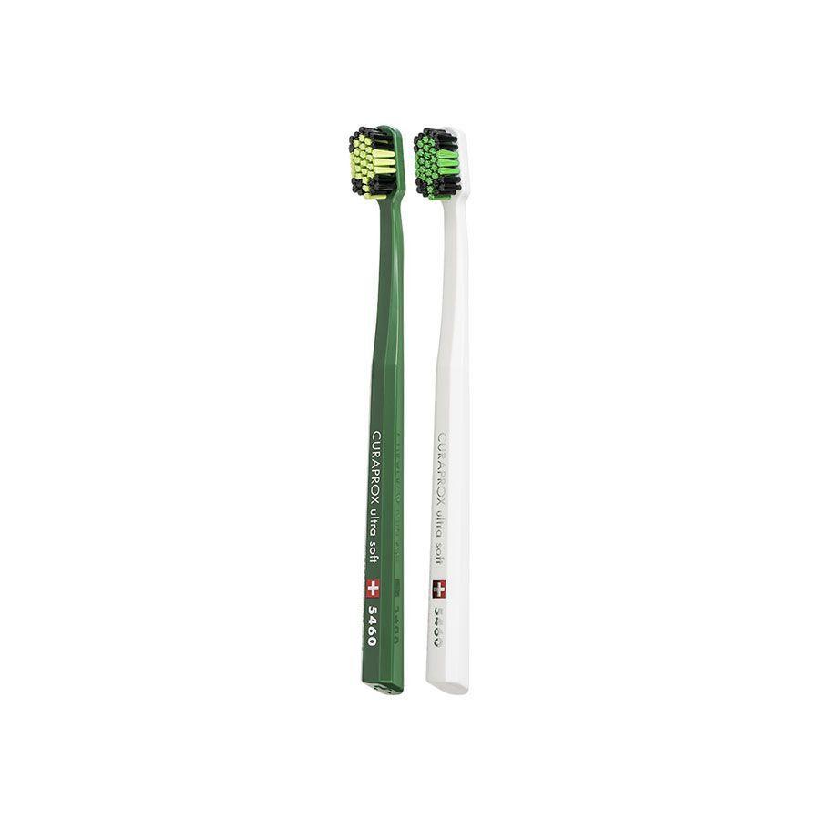 Kit Escova Dental Curaprox Sos Mata Atlantica Ultra Soft 2 Unidades